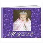 Princess - 9x7 Photo Book (20 pages)