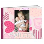 Saileen - 9x7 Photo Book (20 pages)