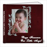 Our Little Angel Raya - 8x8 Photo Book (20 pages)