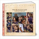 Pao de acucar kids 2010 - 8x8 Photo Book (20 pages)