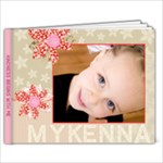 MyKenna - 9x7 Photo Book (20 pages)
