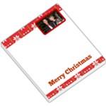 Holiday MEMO PAD - Small Memo Pads
