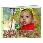 Miguel - 9x7 Photo Book (20 pages)
