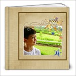 Matthew - 8x8 Photo Book (20 pages)