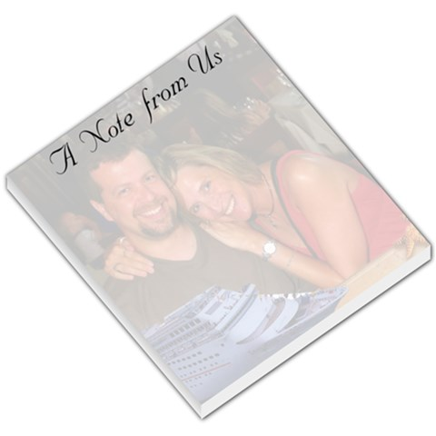 My Free Notepad By Dee Dee   Small Memo Pads   M19p4jcwgnws   Www Artscow Com