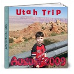 Utah Trip - 8x8 Photo Book (39 pages)