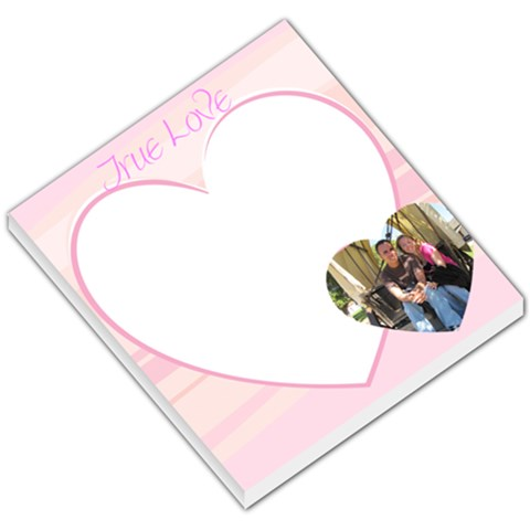 Love002 By Kristy Garcia   Small Memo Pads   2vyf8euvxrza   Www Artscow Com