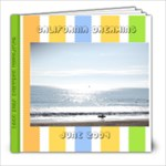 california dreaming - 8x8 Photo Book (100 pages)