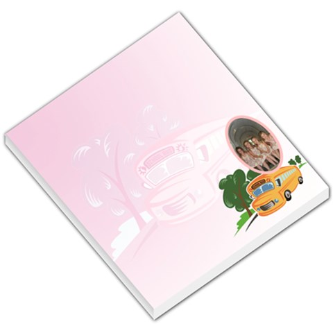 Backtoschool002 By Crystal Pierce   Small Memo Pads   Ytowxjnbxzie   Www Artscow Com