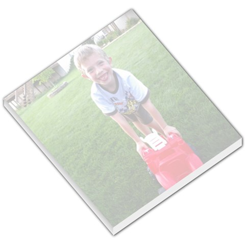 Jacob Memo Pad By Gina   Small Memo Pads   X4vaia4j8h9y   Www Artscow Com