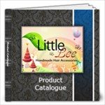 Little Lee - 12x12 Photo Book (20 pages)