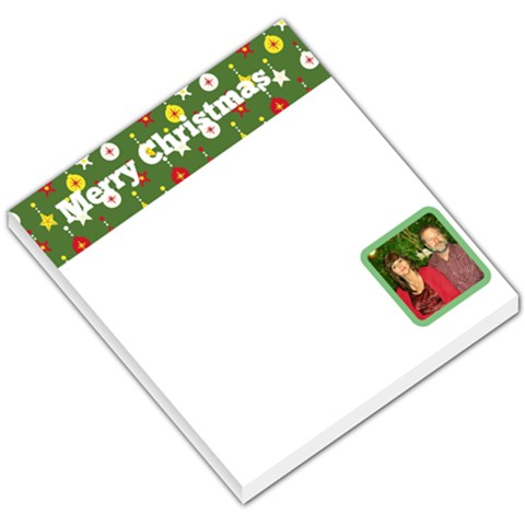 Holiday003 By Rhonda Henderson   Small Memo Pads   Si3qlevdvkou   Www Artscow Com