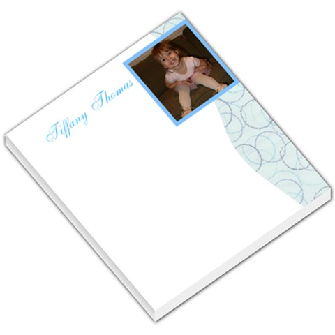 Memopads By Tiffany Thomas   Small Memo Pads   Dlg00mr469yc   Www Artscow Com
