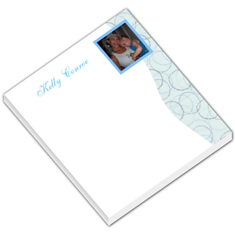 Baby004 By Kelly   Small Memo Pads   Yy96zl37nkdx   Www Artscow Com