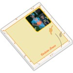 flower 001 - Small Memo Pads
