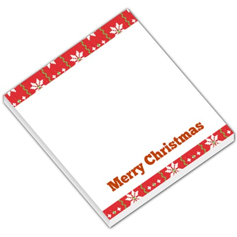 Holiday005 By Ashley Nicole Gollihue   Small Memo Pads   Tjl5rne2f9bs   Www Artscow Com