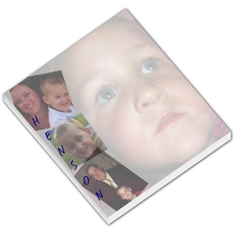 Memopad By Christina Henson   Small Memo Pads   Ob5soc7owqtv   Www Artscow Com