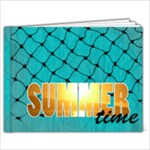 Summer time - 9x7 Photo Book (20 pages)