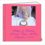 kamryns book - 8x8 Photo Book (20 pages)