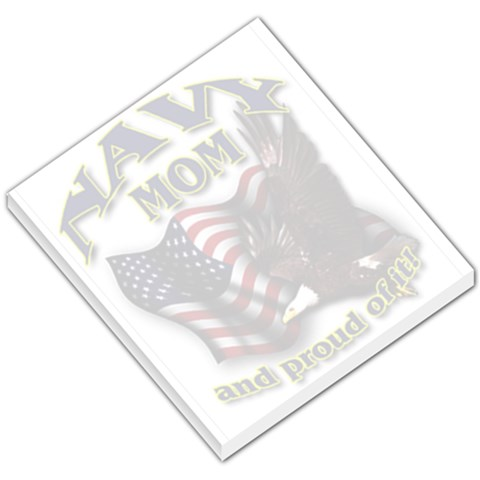 US Navy Notepad by Kyra Kilian