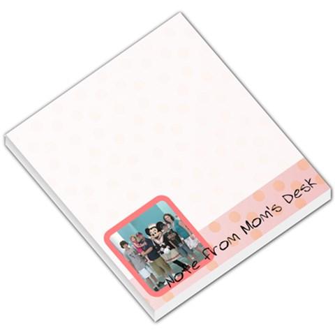 Pink Theme By Melanie Roberts   Small Memo Pads   7bcpc6xj2ma4   Www Artscow Com