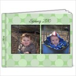 Spring 2010 - 9x7 Photo Book (20 pages)