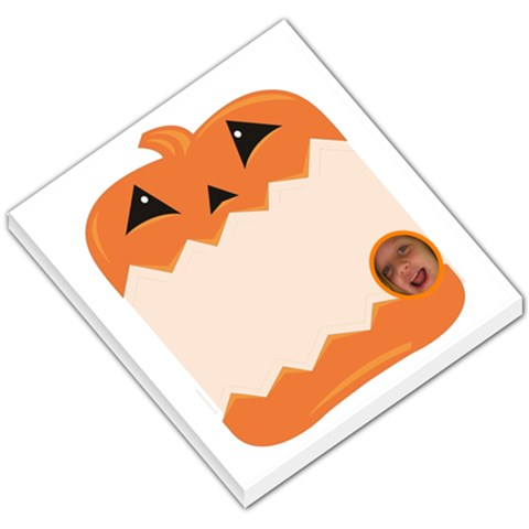 Halloween001 By Anna Sharum   Small Memo Pads   I0we3m4inb9c   Www Artscow Com
