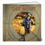 Hunting book copy me - 8x8 Photo Book (20 pages)