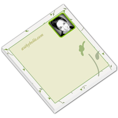 Memo Pad By Crystal Belle   Small Memo Pads   Ufj6z97p71uh   Www Artscow Com
