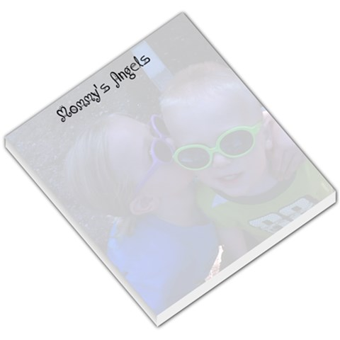 Memopad Mommy s Angels By Jessica Suggate Houser   Small Memo Pads   Tfboqhaa8ns7   Www Artscow Com