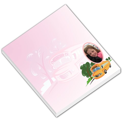 Backtoschool002 By Amy D  Richard   Small Memo Pads   I6sfdtuf9cm6   Www Artscow Com