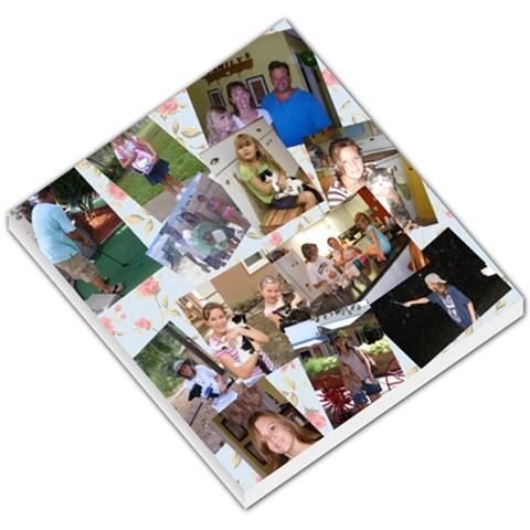 Memo Pad By Nancy Cato Hindalong   Small Memo Pads   Vfy0954lfztd   Www Artscow Com