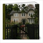 Garden Gates Open~Chesterfield Avenue - 8x8 Photo Book (39 pages)