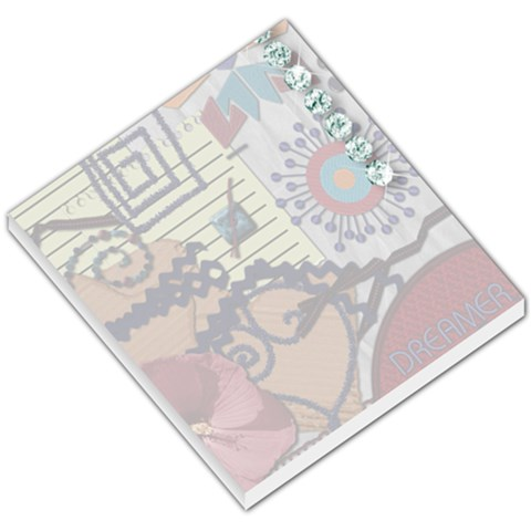 Diamond S By Stephanie Beach Russell   Small Memo Pads   Qidq8ipze8sd   Www Artscow Com