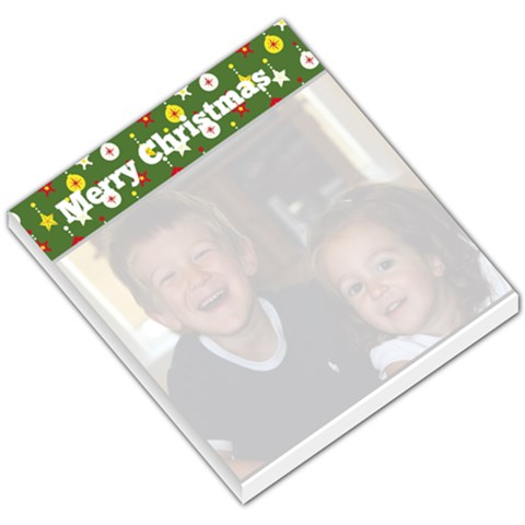 Holiday003 By Elease Huckeba   Small Memo Pads   6oicfwfq05bd   Www Artscow Com