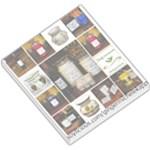 soylicious.com/gingermichelekapp - Small Memo Pads