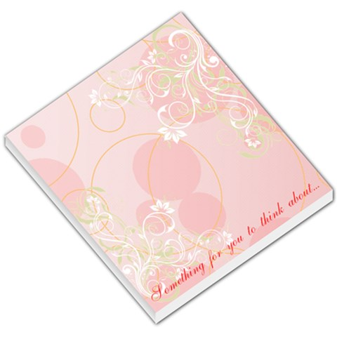 Post It By Michelle Huang   Small Memo Pads   1o0jmjo22yu1   Www Artscow Com
