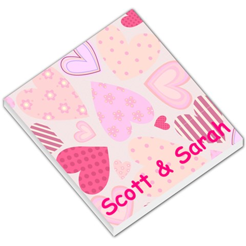 Memopad By Sarah Lee   Small Memo Pads   Ly4holaxdok3   Www Artscow Com