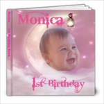 Monica Book - 8x8 Photo Book (20 pages)