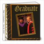 Peter s Grad - 8x8 Photo Book (20 pages)