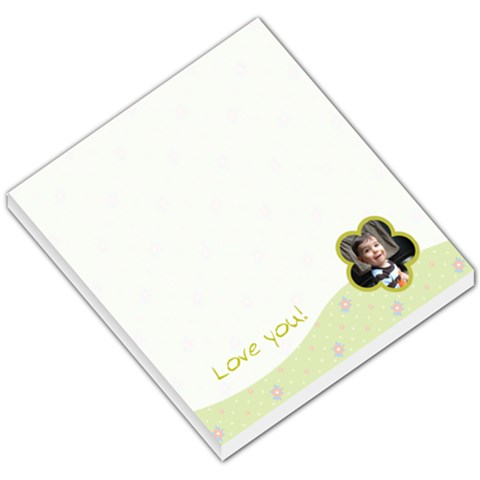 Note Pad By Denise Schenck   Small Memo Pads   Sea9apveey70   Www Artscow Com