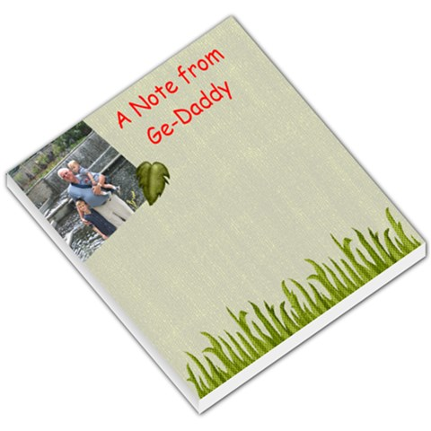 Memo By Edith    Small Memo Pads   Gyploigtqme1   Www Artscow Com