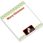 Holiday notepad - Small Memo Pads