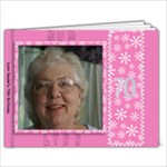 Mom s 70th Birthday - 9x7 Photo Book (20 pages)