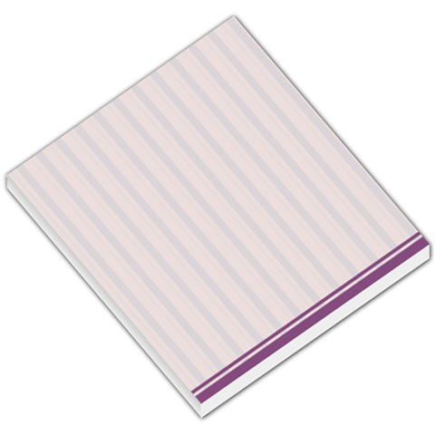 Purple Line Background By Lynn Chenard   Small Memo Pads   H4sqwpswfuhs   Www Artscow Com