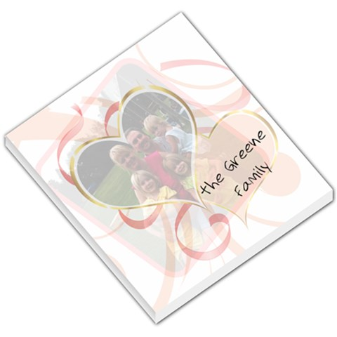 Memo Pad By Connie Smith Greene   Small Memo Pads   Rmoc5hytmz46   Www Artscow Com