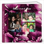 de la Santa & Lawson Family Album - 12x12 Photo Book (100 pages)