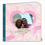 ENGAGEMENT PHOTOS JULY 24, 2010 - 8x8 Photo Book (20 pages)