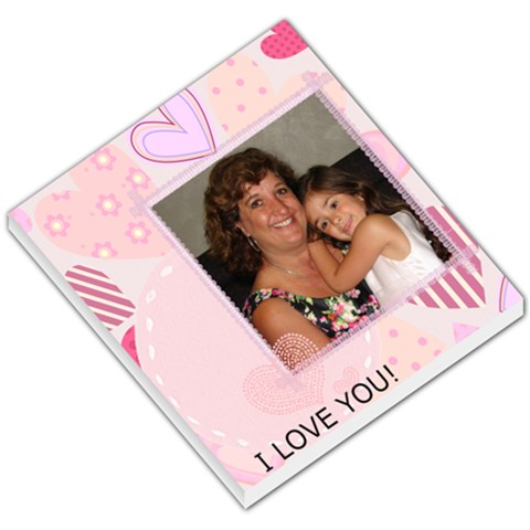 Yanna By Bessie Pantazis   Small Memo Pads   Rsjooduk098p   Www Artscow Com