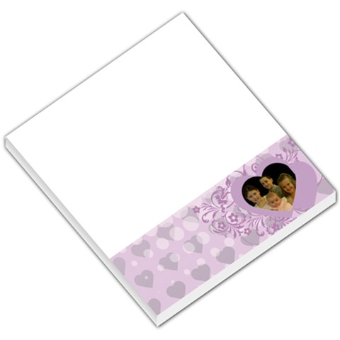 Love By Stacey Mcelyea   Small Memo Pads   Js00ik13lm8u   Www Artscow Com